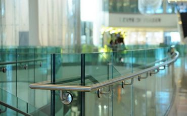 frameless glass railing manufacturers in Hyderabad