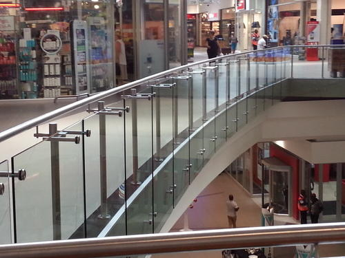 stainless steel glass railing manufacturers in Hyderabad